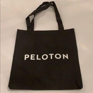 Reusable peloton bag